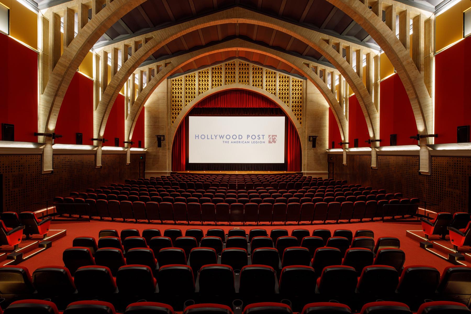 American Legion Theater