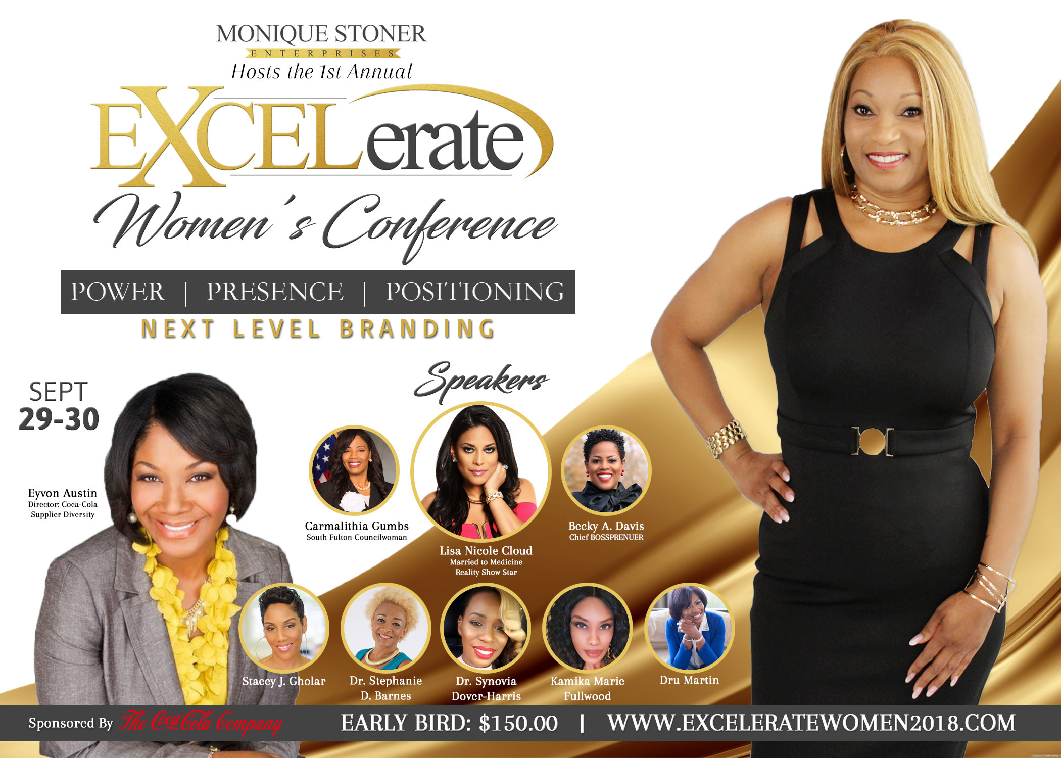 EXCELerate Women's Conference Flyer