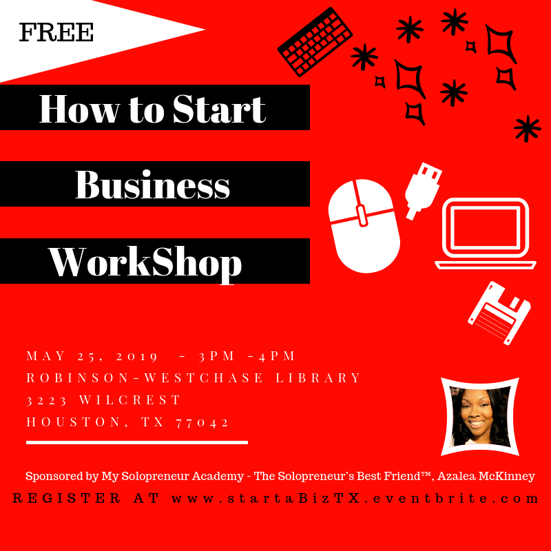 Start a Business in Houston, TX