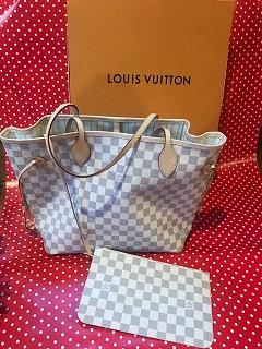 Louis Vuitton Raffle Tickets