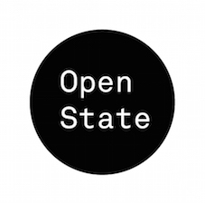 Open State Logo