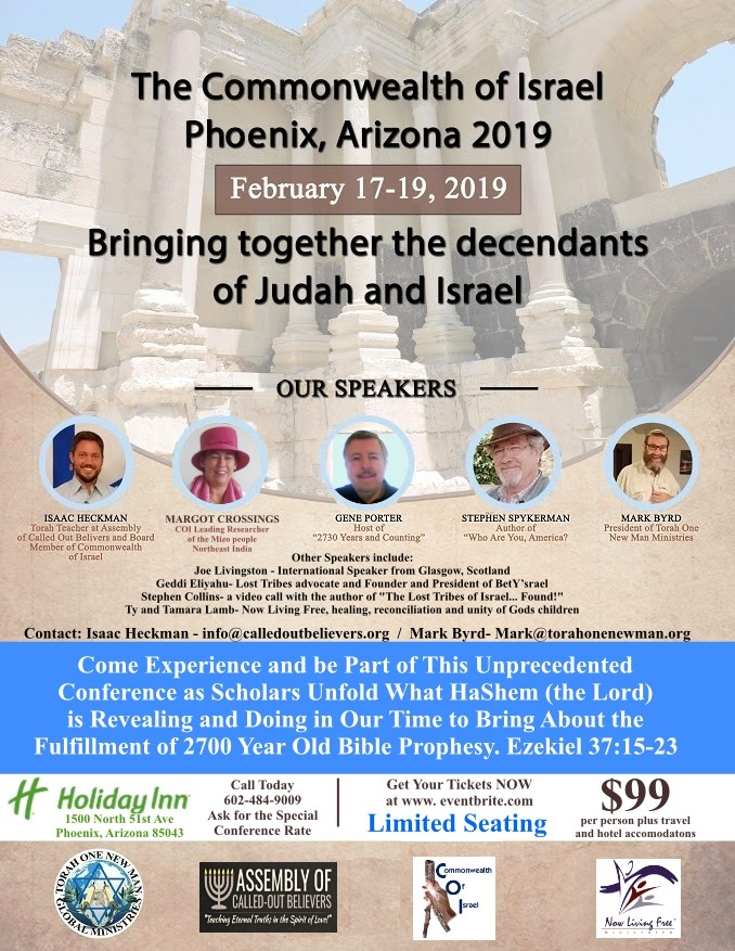 Commonwealth of Israel 2019 Phoenix Conference