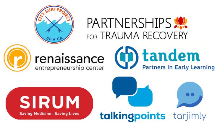 Grant partner logos