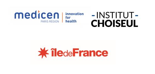 Logo Medicen Institut Choiseul Region Ile de France