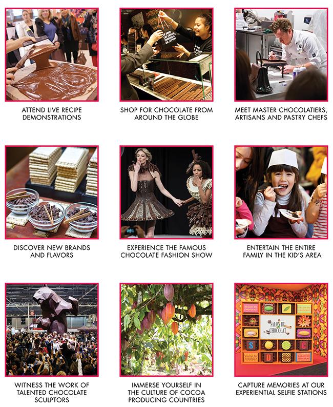 Experience Salon du Chocolat NY