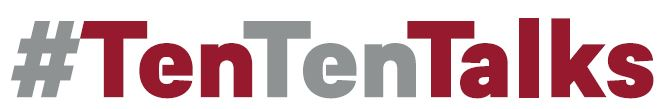 #TenTenTalks logo property of PSAIreland