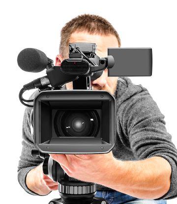 Thady Kavanagh Cameraman