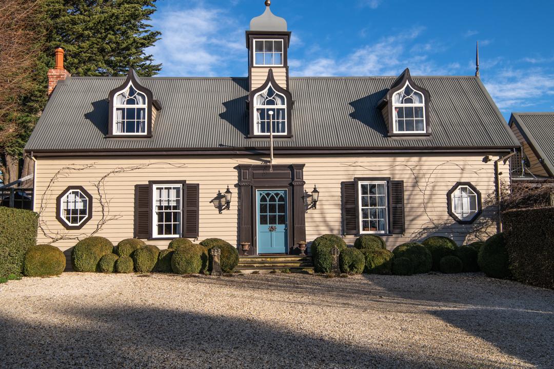 Musk Farm House