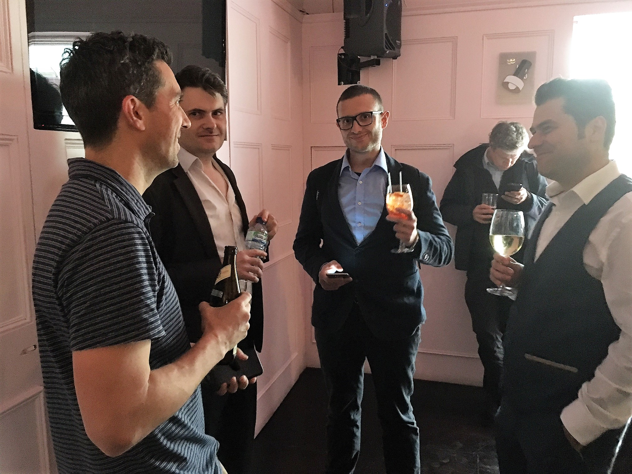 Wandsworth digitech networking