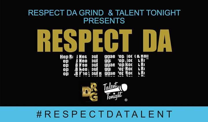 Image result for respect Da Talent logo
