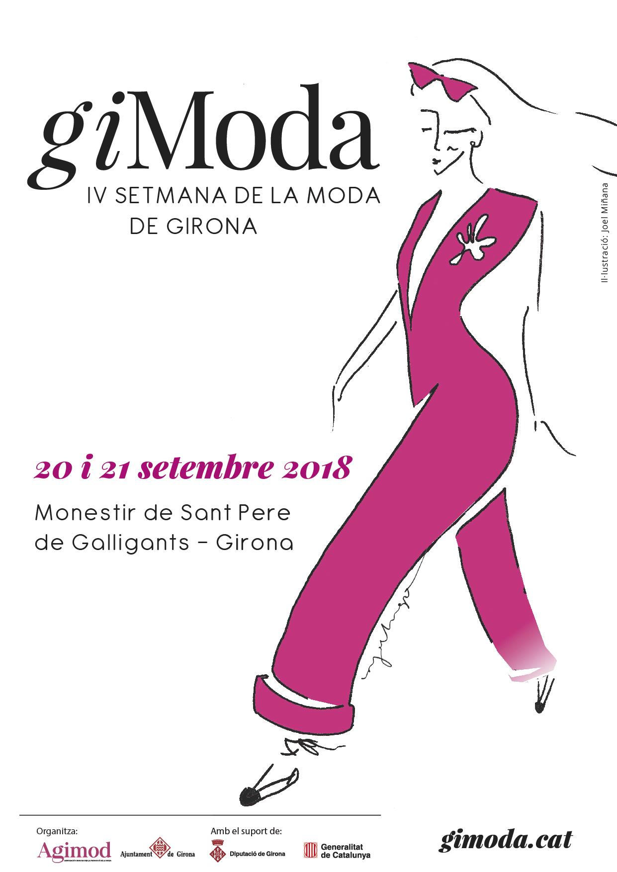 Cartell Gimoda 2018