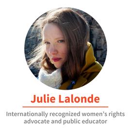 Julie Lalonde Headshot