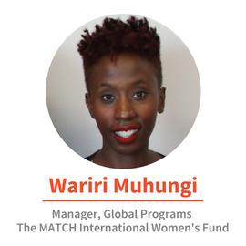 Wariri Headshot