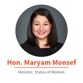 Hon. Maryam Monsef Headshot