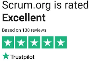 scrum.org is rated Excellent by Trustpilot
