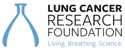 Lung Cancer Research Foundation: Living. Breathing. Science.