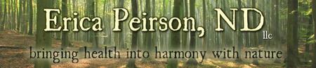 Erica Peirson, ND logo