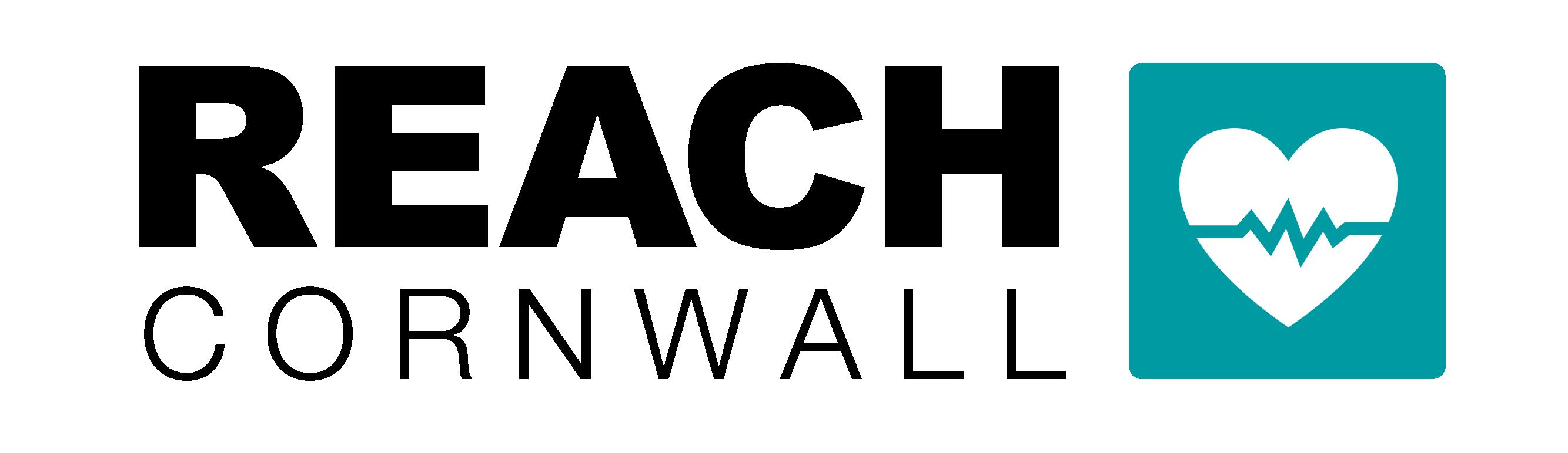 REACH Cornwall Logo