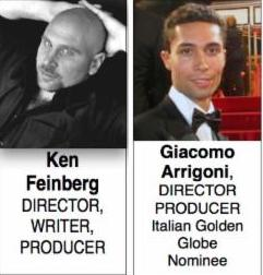 Directors Ken Feinberg and Giacomo Arrigoni
