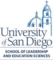 logo for the school of leadership and education sciences
