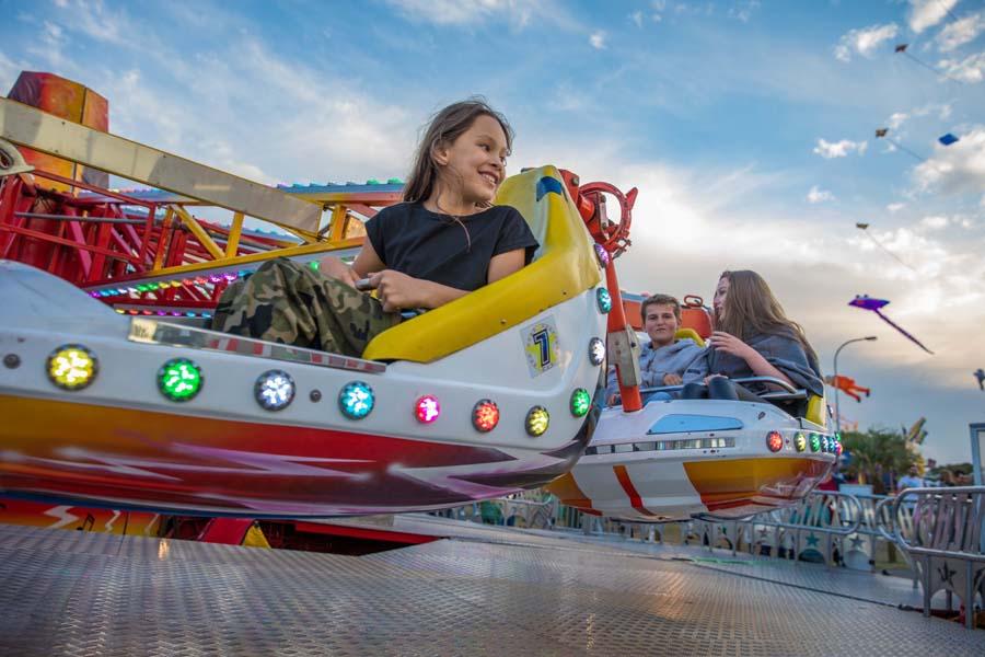 Redcliffe KiteFest Amusement Rides