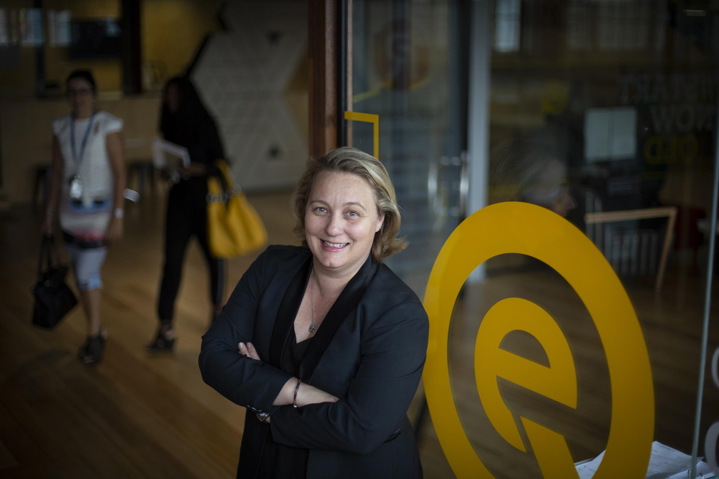 Business Moreton Bay Region Events presents Leanne Kemp