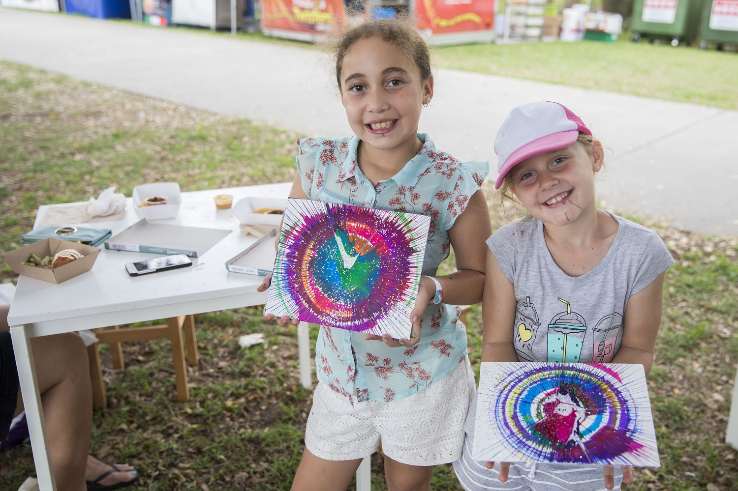 Moreton Kids Festival Craft Workshops Creative Kids