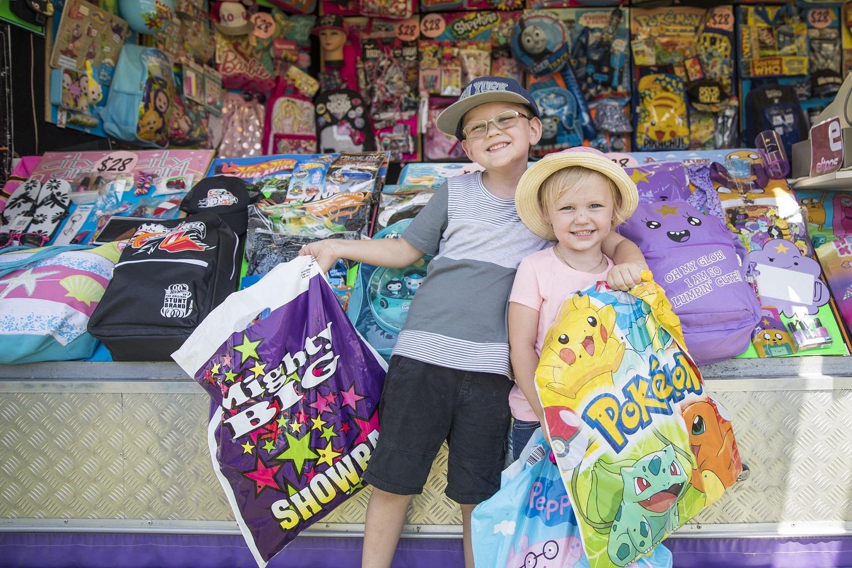 Moreton Kids Festival Show Bags Fun Kids Zone