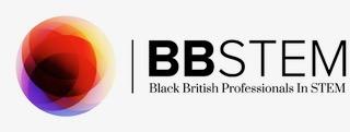 Black British Professionals in STEM logo