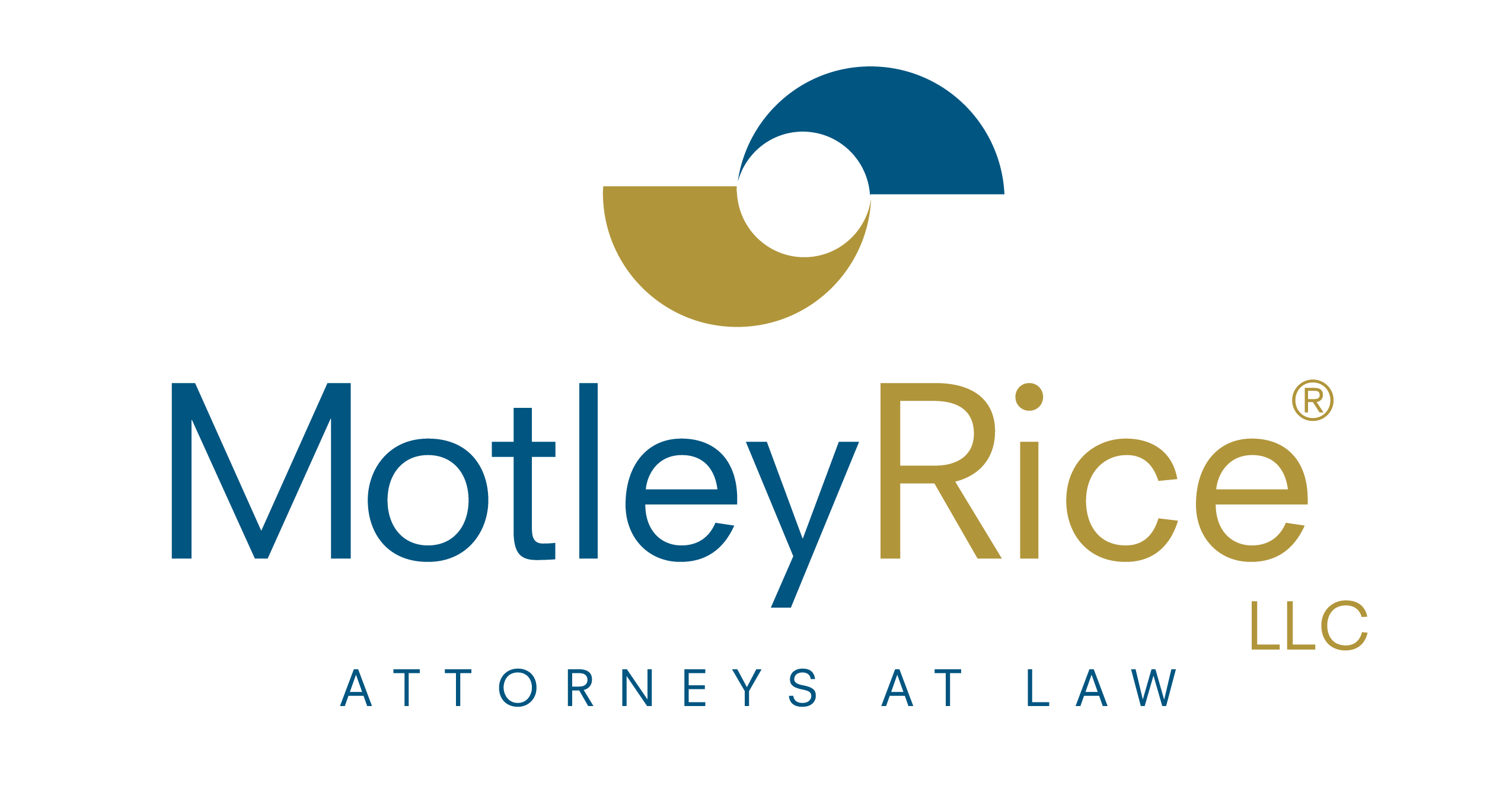 Thank you to our Platinum Sponsor: Motley Rice, LLC