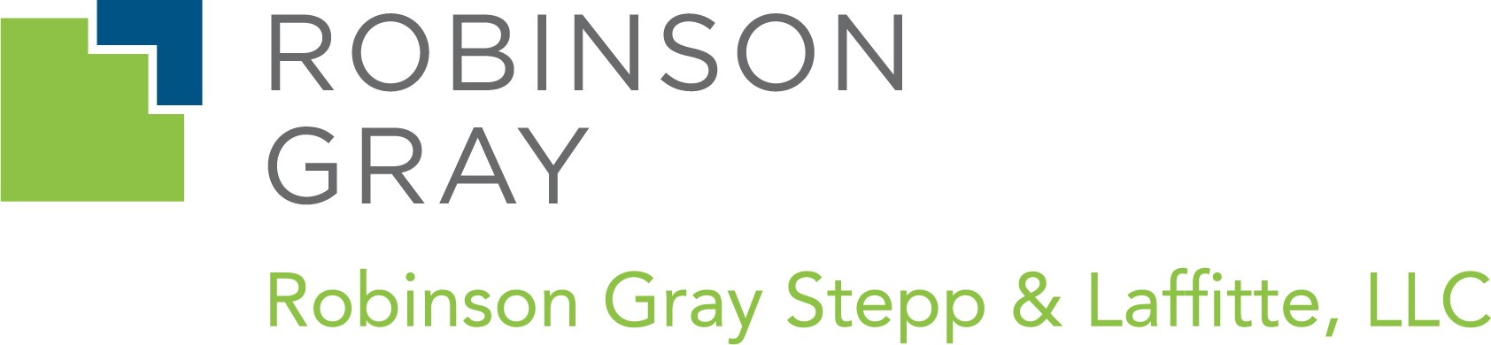 Thank you to our Gold Sponsor Robinson Gray Stepp & Laffitte, LLC