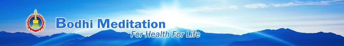 Bodhi Meditation Banner