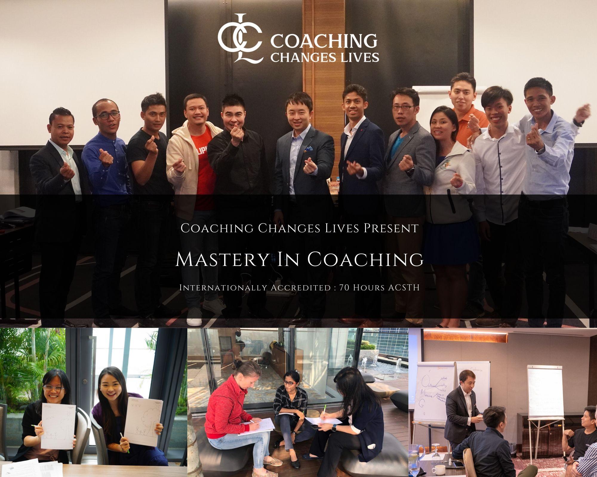 Mastery In Coaching