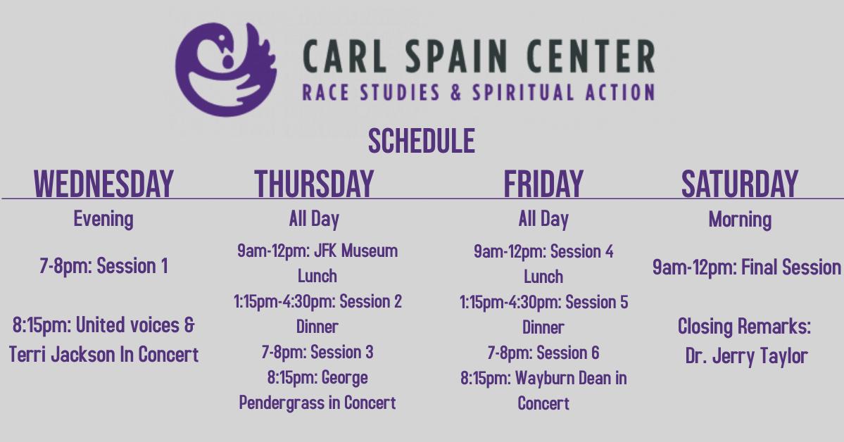 Dallas RULS Schedule