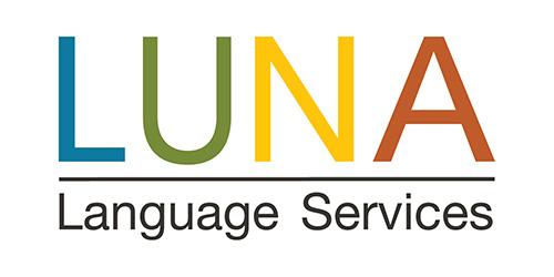 LunaLanguage Service Logo
