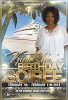 KIM CHE'RE'S BIRTHDAY SOIREE