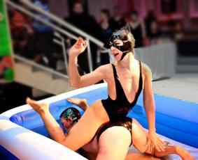 lube wrestling image