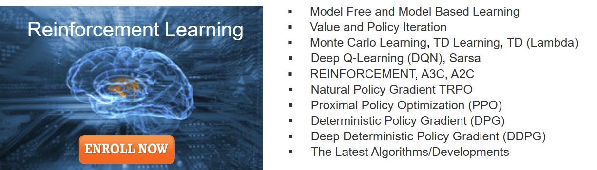 Reinforcement Learning Module