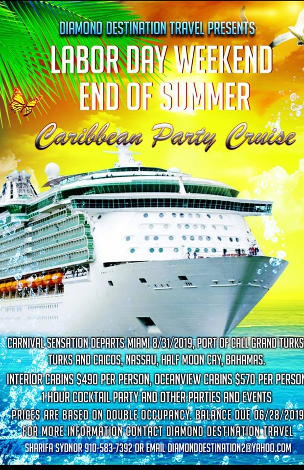End Of Summer Cruise Tickets Sat Aug 31 2019 At 11 00 Am Eventbrite