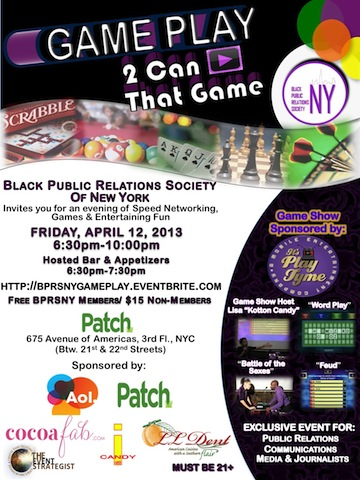 BPRS-NY Game Play
