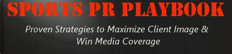 BPRS-NY Sports PR Playbook