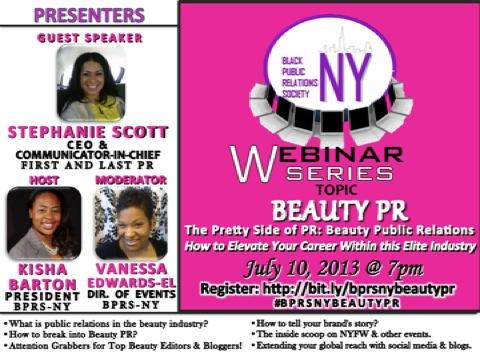 BPRS-NY Beauty Webinar