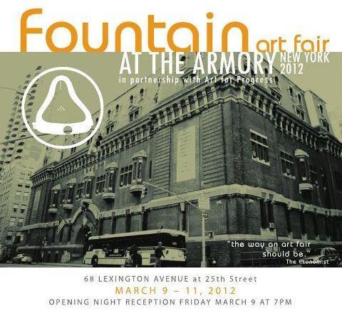 Fountain Art Fair at the 69th Regiment Armory