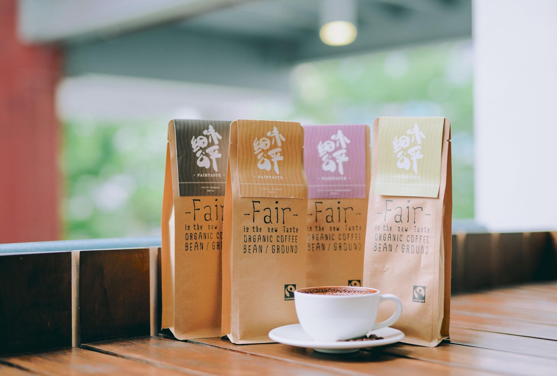 精品咖啡飲出「公平味」:全新系列FAIRTASTE PREMIUM - Specialty Coffee隆重登場