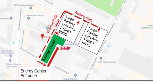 Auditorium Energy Center