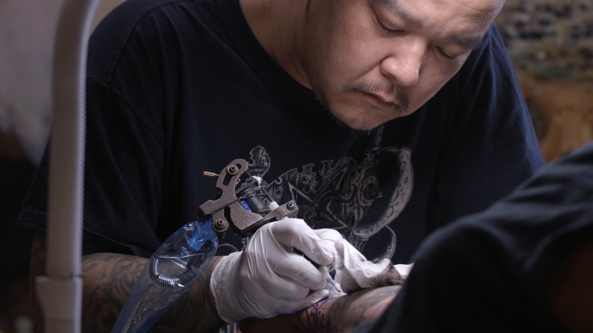 Horinao Tattooing