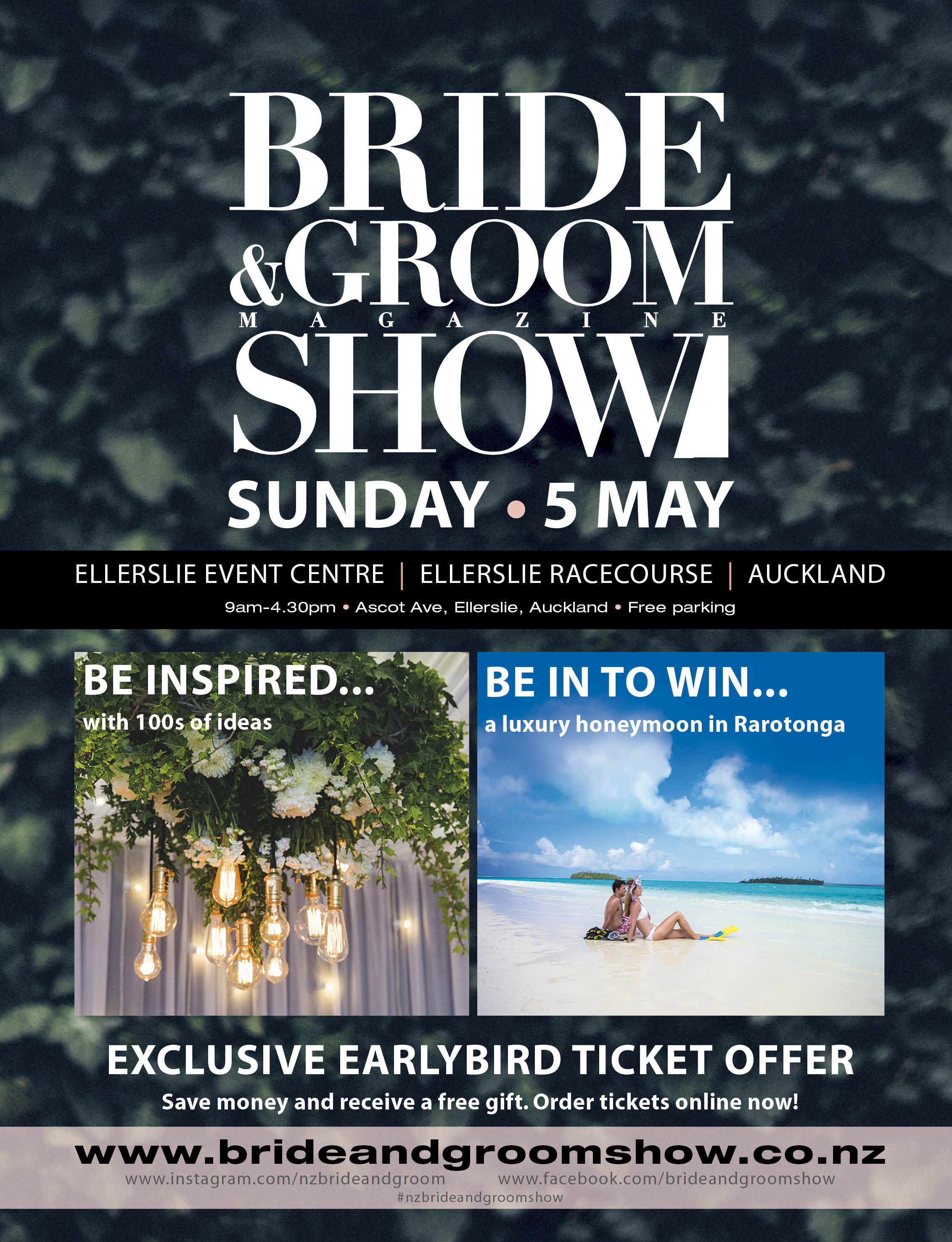 Bride & Groom Wedding Show2019
