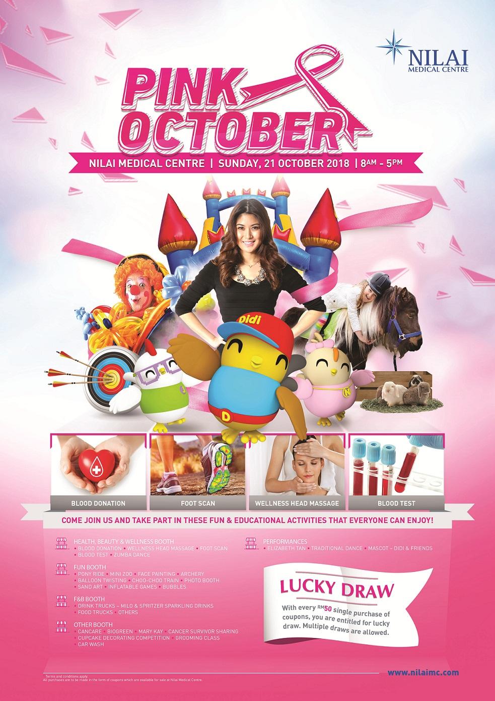 NMC Pink October