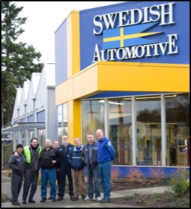 swedish automotive