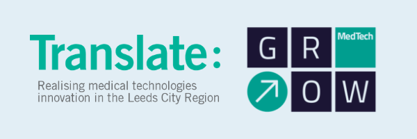 Translate and Grow MedTech logos